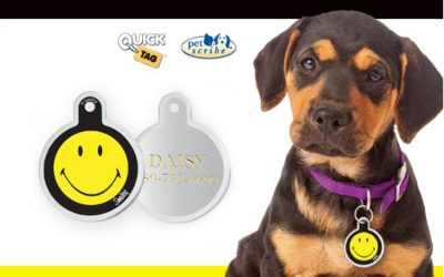 Smiley: la medaglietta che sorride