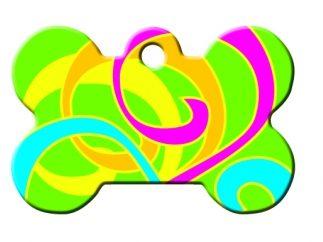 Osso  nastri colorati